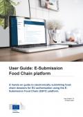 EC User Guide for DG Sante